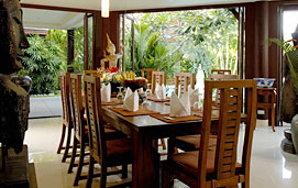 Authentic Thailand and Indonesia furnishings Dining & Kitchen