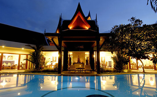 The most exciting and unique Luxury villas with pool - Holidays in Phuket